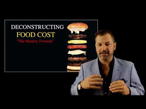 Food Cost Mastery Formula