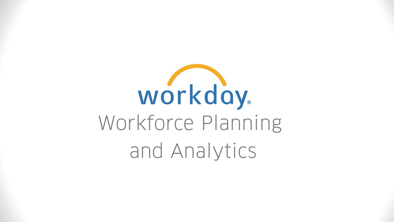Strategic Workforce Planning and Analytics