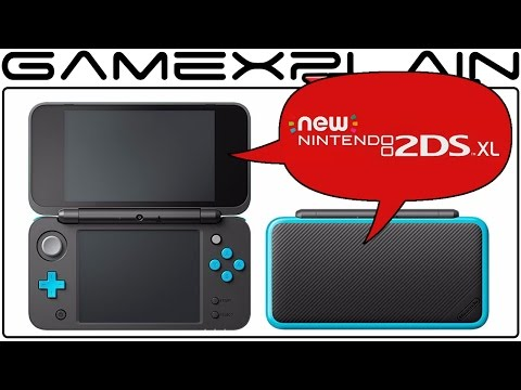 New Nintendo 2DS XL Reveal Discussion - First Impressions!