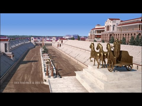 Circus Maximus : le plus grand cirque jamais construit