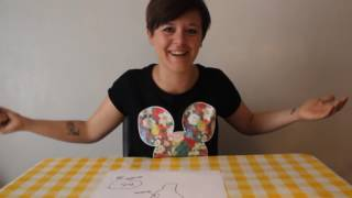 ON THE SPOT TASKS - DRAW THE WORLD MAP