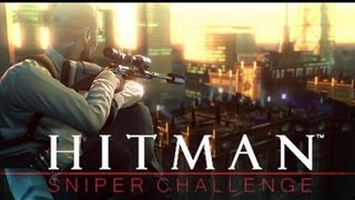 Hitman: Sniper Challenge - PC Gameplay - Max Settings