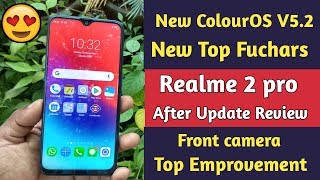Realme 2 Pro New Color OS 5.2 Update | Finally Color OS 5.2 update for Realme 2 Pro | Whta