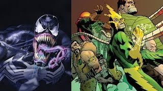 VENOM & SINISTER SIX Spider Man Spinoff Movies Announced