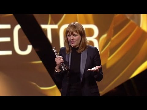 European Film Awards 2016 Director: Maren Ade, Toni Erdmann