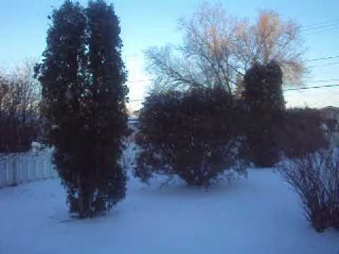 MOV01485 {{ C.P.R noise in Moose Jaw , Sask . canada )) - Duur: 0:17.