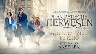 PHANTASTISCHE TIERWESEN UND WO SIE ZU FINDEN SIND - Trailer #6 Deutsch HD German (2016)