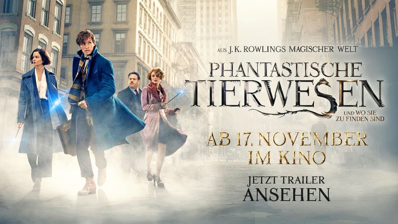 Phantastische Tierwesen Hd Stream