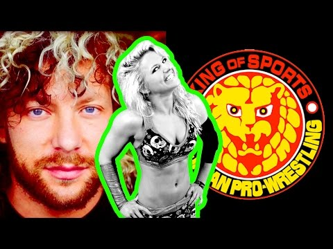 WWE VS. NEW JAPAN FOR KENNY OMEGA? WOMEN'S TOURNEY CONFIRMED! (DIRT SHEET Pro Wrestling News Ep. 26)