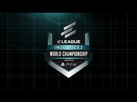 ELEAGUE- Injustice 2 World Championship Group A