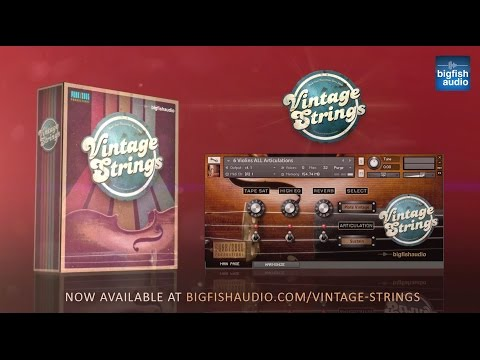 Vintage Strings Official Trailer