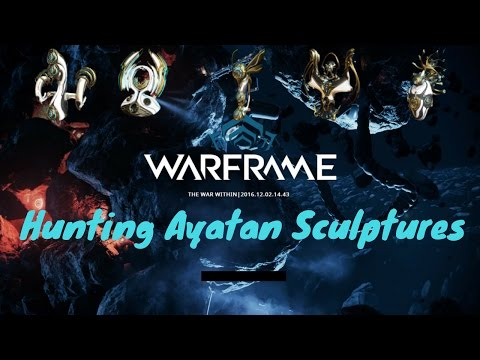 Warframe: How to find Ayatan Sculptures and Stars