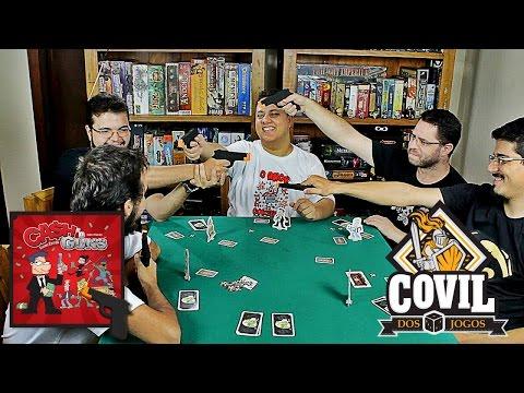 Covil dos Jogos - Cash N' Guns - Review e Gameplay