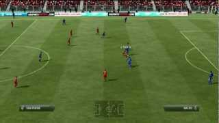 How to Injure a Player TWICE on FIFA!  (WTF?!)