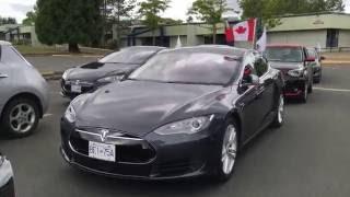 June 11: Send-Off from Mile Zero, Victoria BC