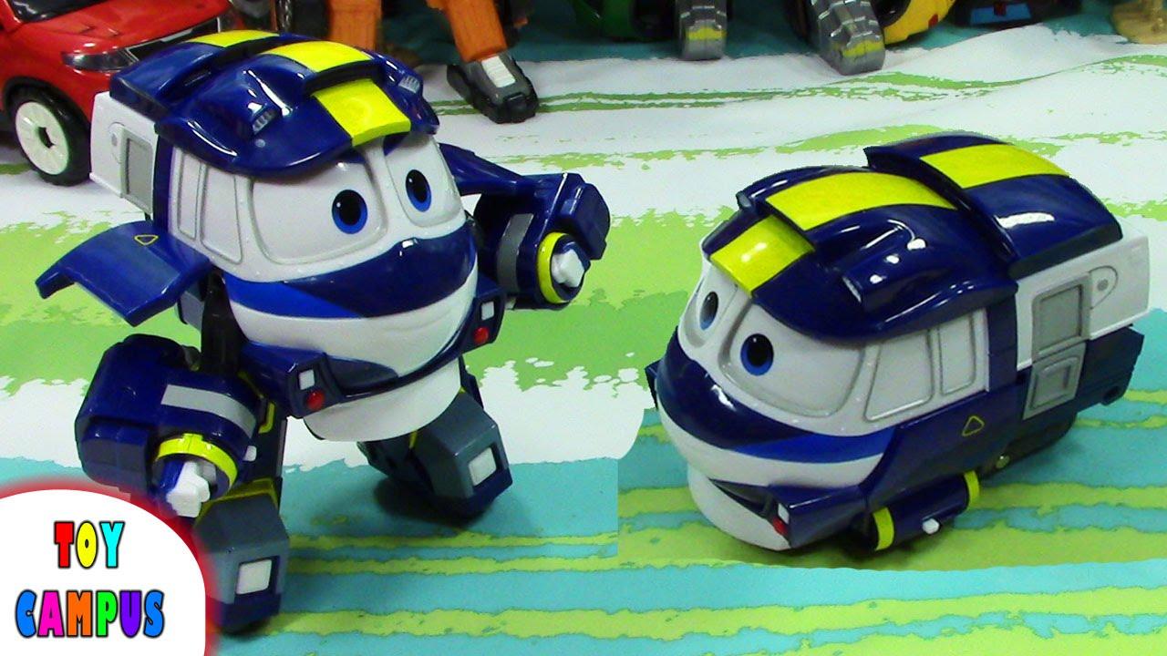 Robot train kay 로보트레인 케이 transformers roller blade