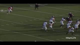 Beau Baldwin 2016 Big Sky Football Kickoff