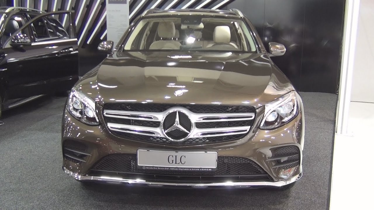 Mercedes benz glc 250 d 4matic 2016 exterior and for Artico interieur