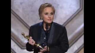 "Melissa Etheridge winning Original Song for ""I Need to Wake Up"""