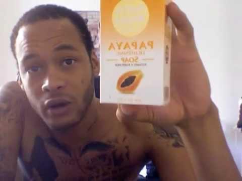 sc 1 st  YouTube & Papaya Lightening Soap - YouTube azcodes.com