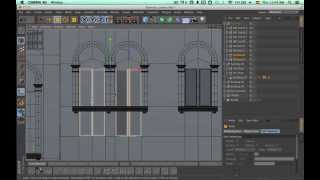Tutorial: Environment Creation in Cinema 4D: Part 5-2