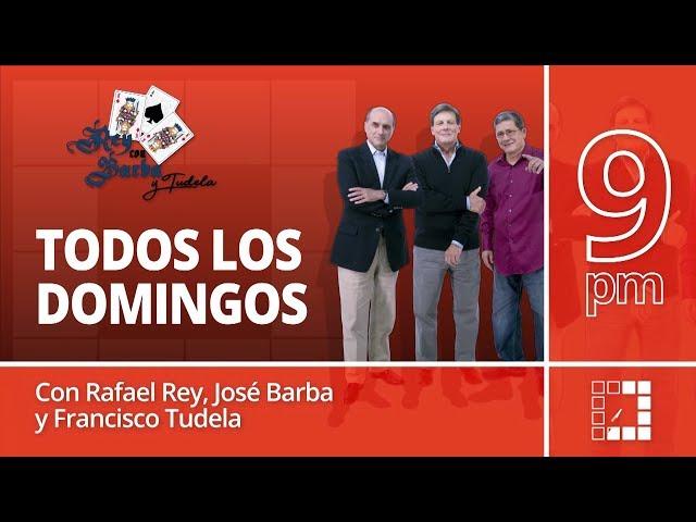 Rey con Barba y Tudela - DIC 02 - 1/6 | Willax