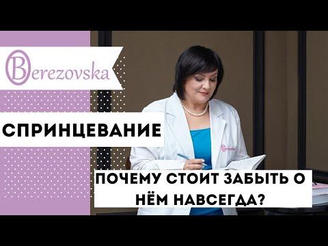 Спринцевание - почему стоит забыть о нем навсегда - Др. Елена Березовская