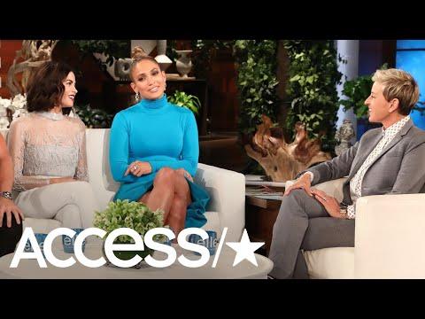 Ellen DeGeneres Apologizes After Intro'ing Jenna Dewan As Jenna Dewan Tatum   Access