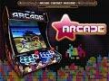 © Arcade Cabinet Machine - Mini Bartop Arcade