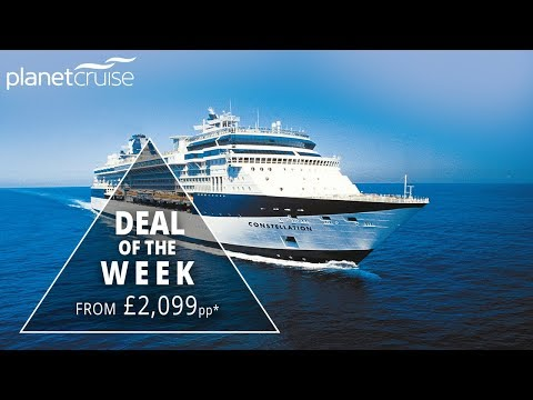 Celebrity Constellation  - Best Of India & Sri Lanka Cruise | Planet Cruise Deals of the Week