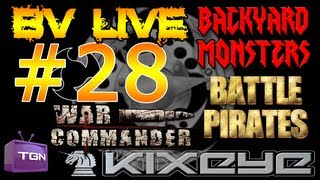 BV Live 28 - Backyard Blues - Rolling Thunder - BP Help Wanted