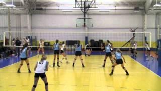 2012 Defensive Volleyball Highlights Logan Weldon