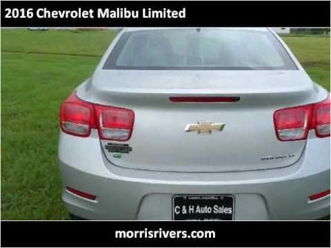 2016 Chevrolet Malibu Limited Used Cars Troy Al Youtube