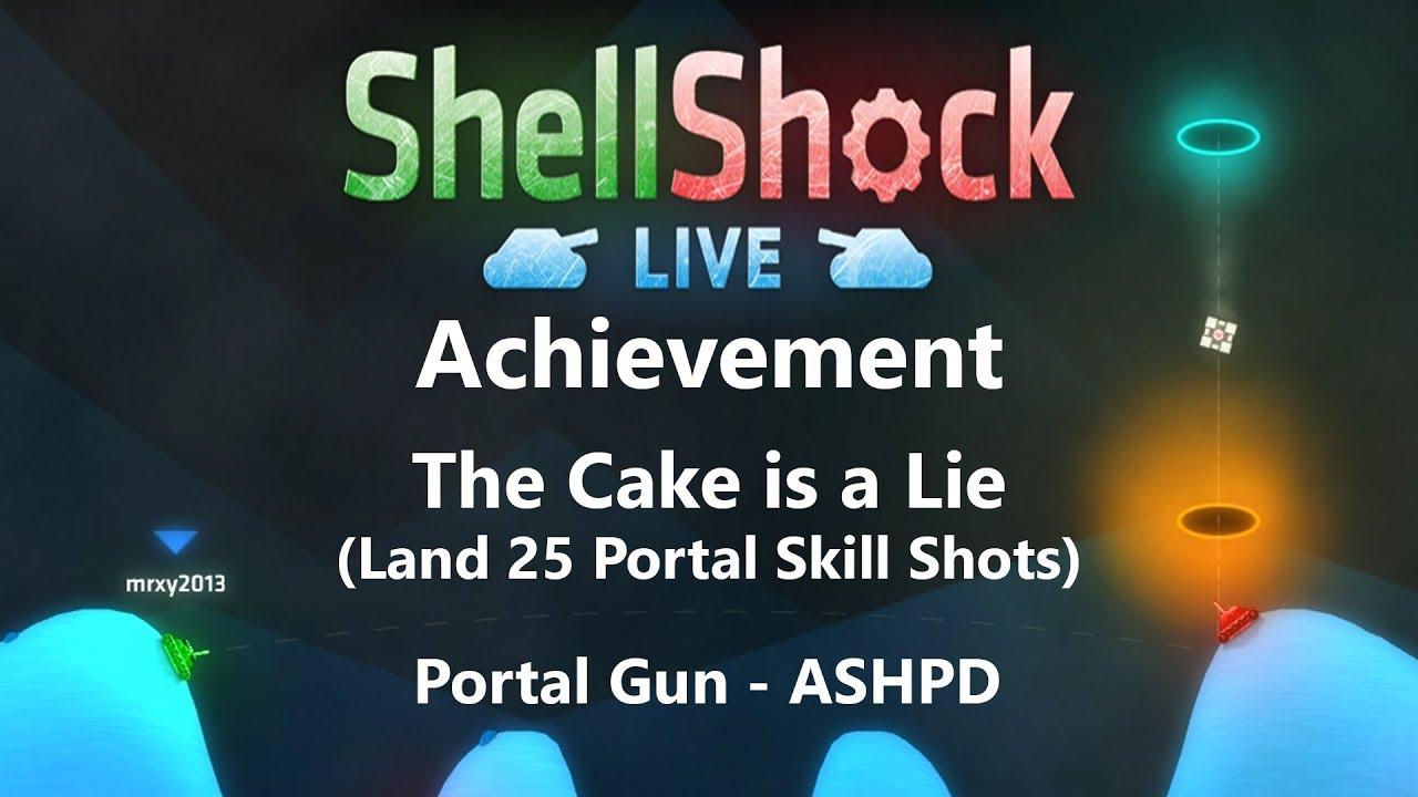 shellshock thinking with portals