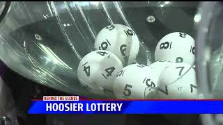 A look behind the scenes at Hoosier Lottery drawings