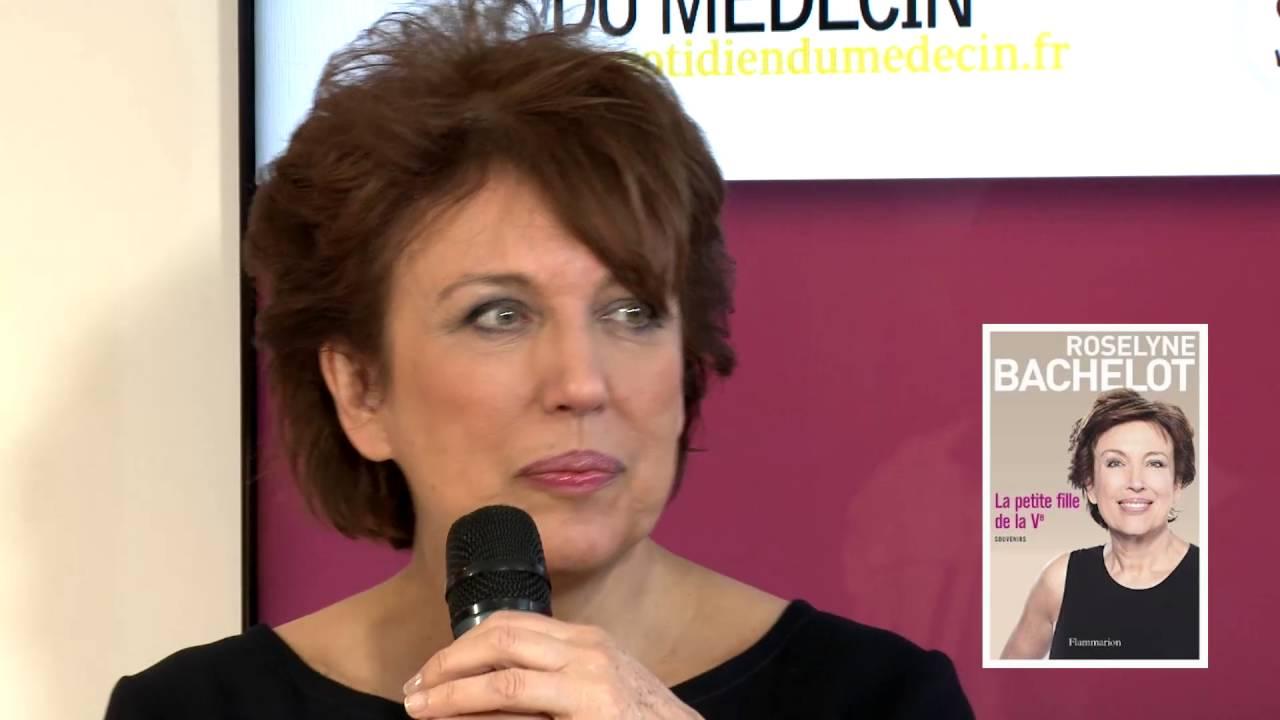 Salon de la santé et l'autonomie Interview Roselyne Bachelot
