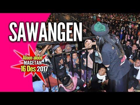 SAWANGEN @ Aloon-aloon Magetan 16-12-2017