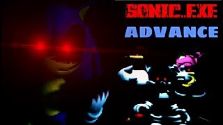 SONIC.EXE TRACKS DOWN HIS FINAL VICTIM | Sonic.EXE Advance