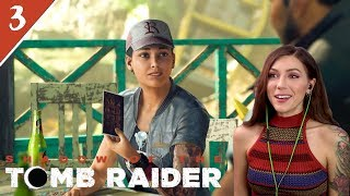 Croft Manor & Kuwaq Yaku | Shadow of the Tomb Raider Pt. 3 | Marz Plays