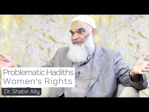 Download Problematic Hadiths Related to Women's Rights | Dr. Shabir Ally