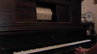 Player Piano Two Tickets To Georgia 1933 Fox Trot