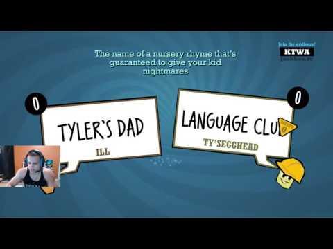 Tyler1 Plays QUIPLASH 2 With Greekgodx [VOD: April 20, 2017]