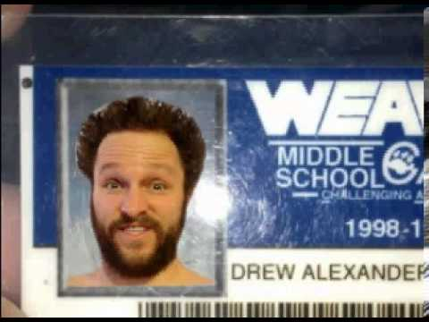 Doggy Face - Drew Sample's Middle School ID 3 - Get In Da Corner Comedy Podcast