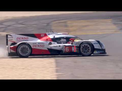 2016 24 Hours of Le Mans - HIGHLIGHTS from 8AM to 10AM