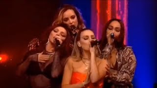 Little Mix Think about us on the Graham Norton show