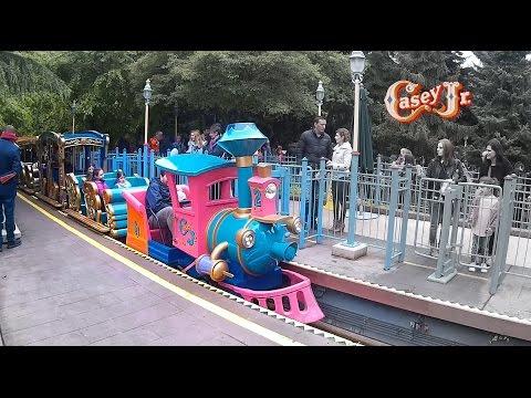 Casey Jr. - Le petit train du Cirque - Disneyland Paris