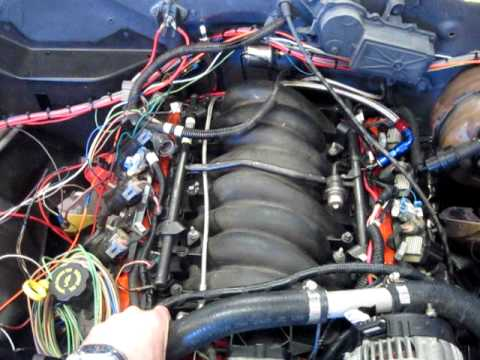 hqdefault 1988 s 10 blazer v8 swap 5 3 lsx engine youtube s10 ls swap wiring harness at edmiracle.co