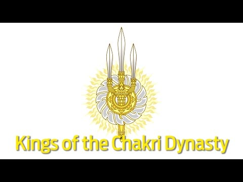 Kings of the Chakri Dynasty