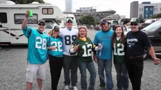 Carolina Panthers Tailgating - #5 of 31 Stadiums!