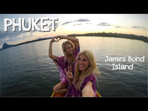 PHUKET | nejkouzelnější den – plavba a natáčení na James Bond Island a Kata Beach hotel | ČESKÁ MISS